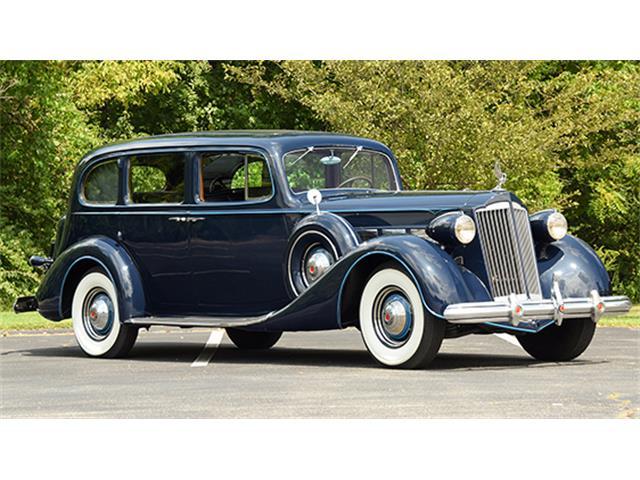 1937 Packard Super Eight Limousine | 892556