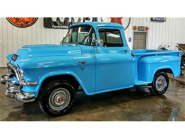 1957 GMC C100 1/2-Ton Pickup | 892557