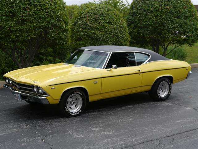 1969 Chevrolet Chevelle SS | 890256