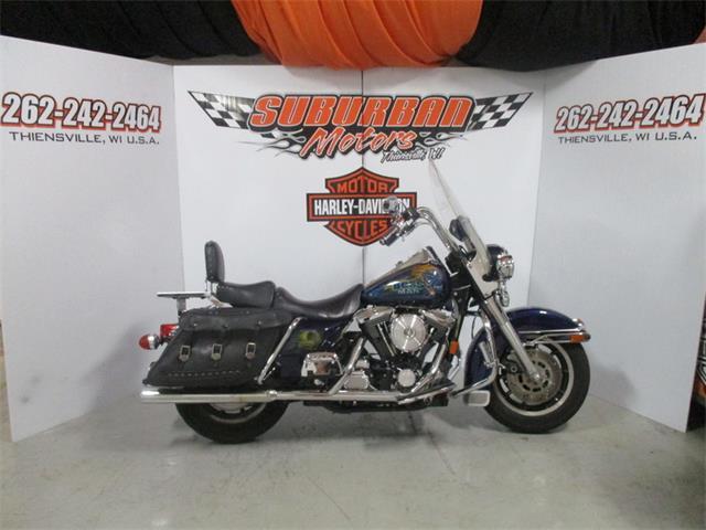1998 Harley-Davidson® Police & Fire FLHP - Road King® Police | 892577