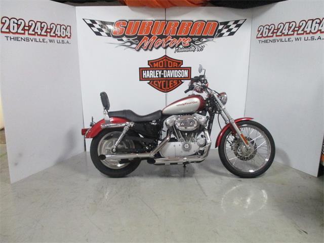 2005 Harley-Davidson® XLH 883 Custom | 892578