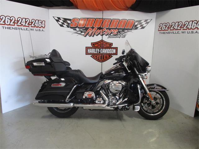 2014 Harley-Davidson® FLHTK - Electra Glide® Ultra Limited | 892580