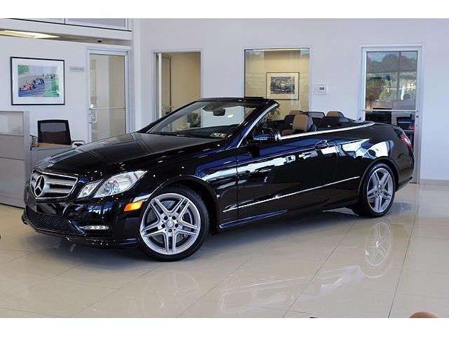 2013 Mercedes-Benz E-Class | 892599