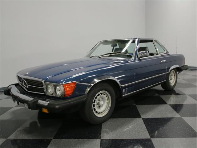 1985 Mercedes-Benz 380SL | 892602