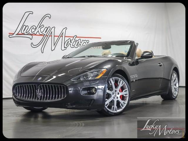2013 Maserati GranTurismo Convertible | 892621