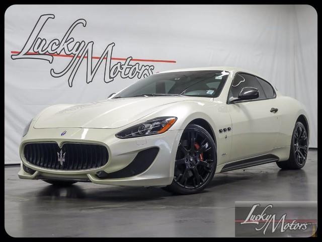 2013 Maserati GranTurismo | 892622