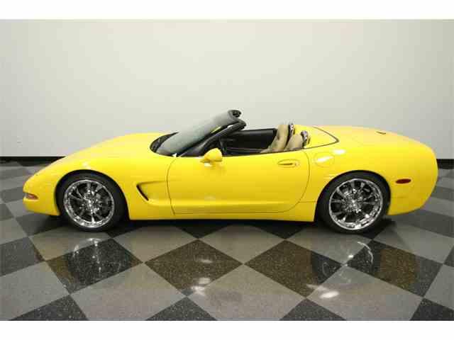 2000 Chevrolet Corvette   892642