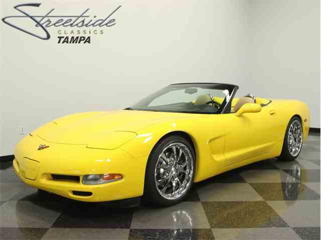 2000 Chevrolet Corvette | 892642