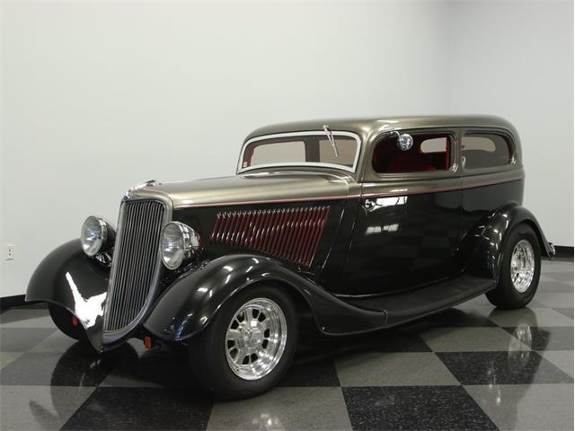 1934 Ford Tudor | 892643