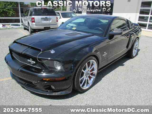 2008 Shelby GT500 | 892648