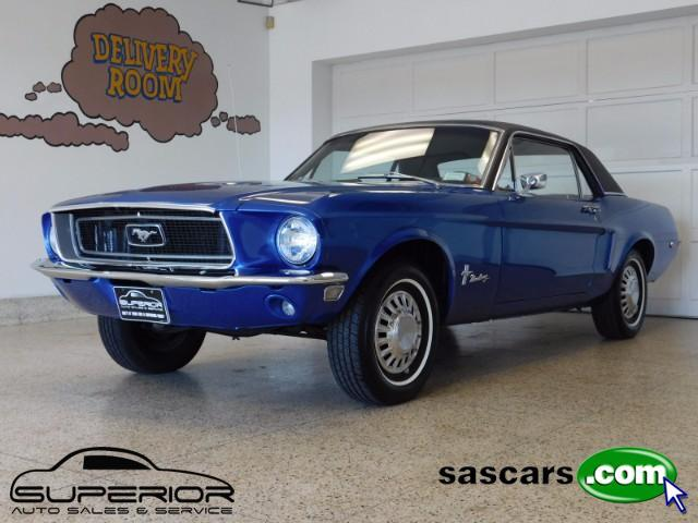 1968 Ford Mustang | 892649