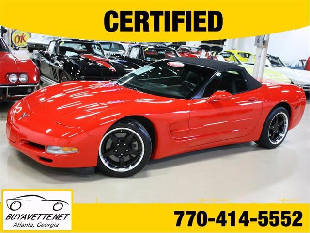 1998 Chevrolet Corvette | 892653