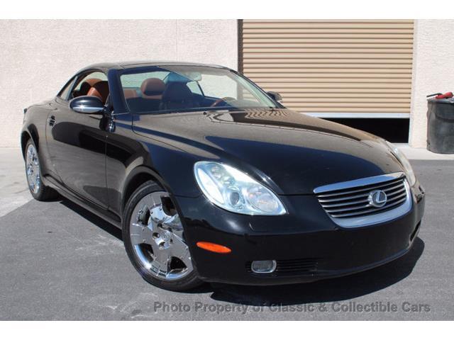 2004 Lexus SC400 | 892663