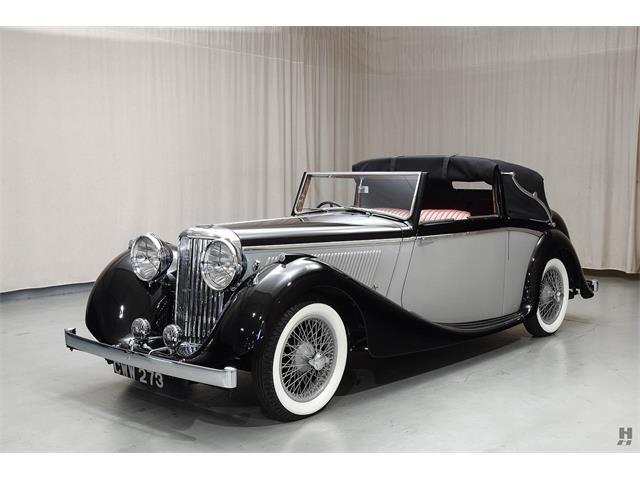1938 SS Jaguar 2 1/2 Litre | 892665