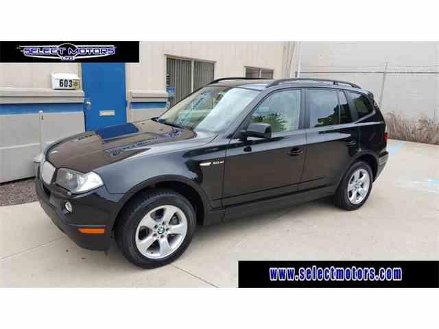 2008 BMW X3   892667