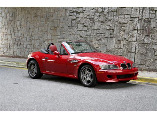 2001 BMW M Coupe   892669