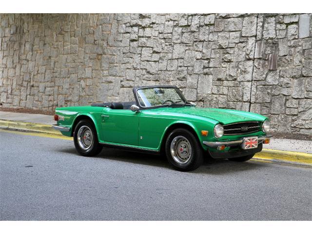 1975 Triumph TR6 | 892672
