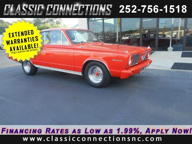 1966 Plymouth Barracuda | 892698