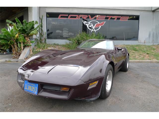 1981 Chevrolet Corvette | 890271