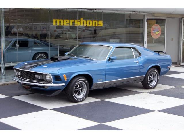 1970 Ford Mustang | 892711