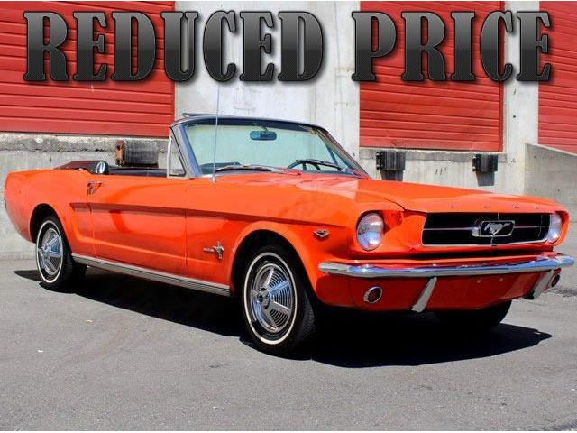 1964 Ford Mustang | 892724