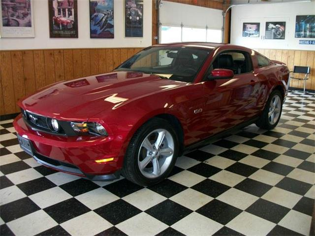 2012 Ford Mustang | 892731