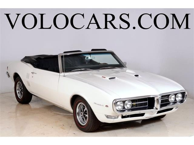 1968 Pontiac Firebird | 892732