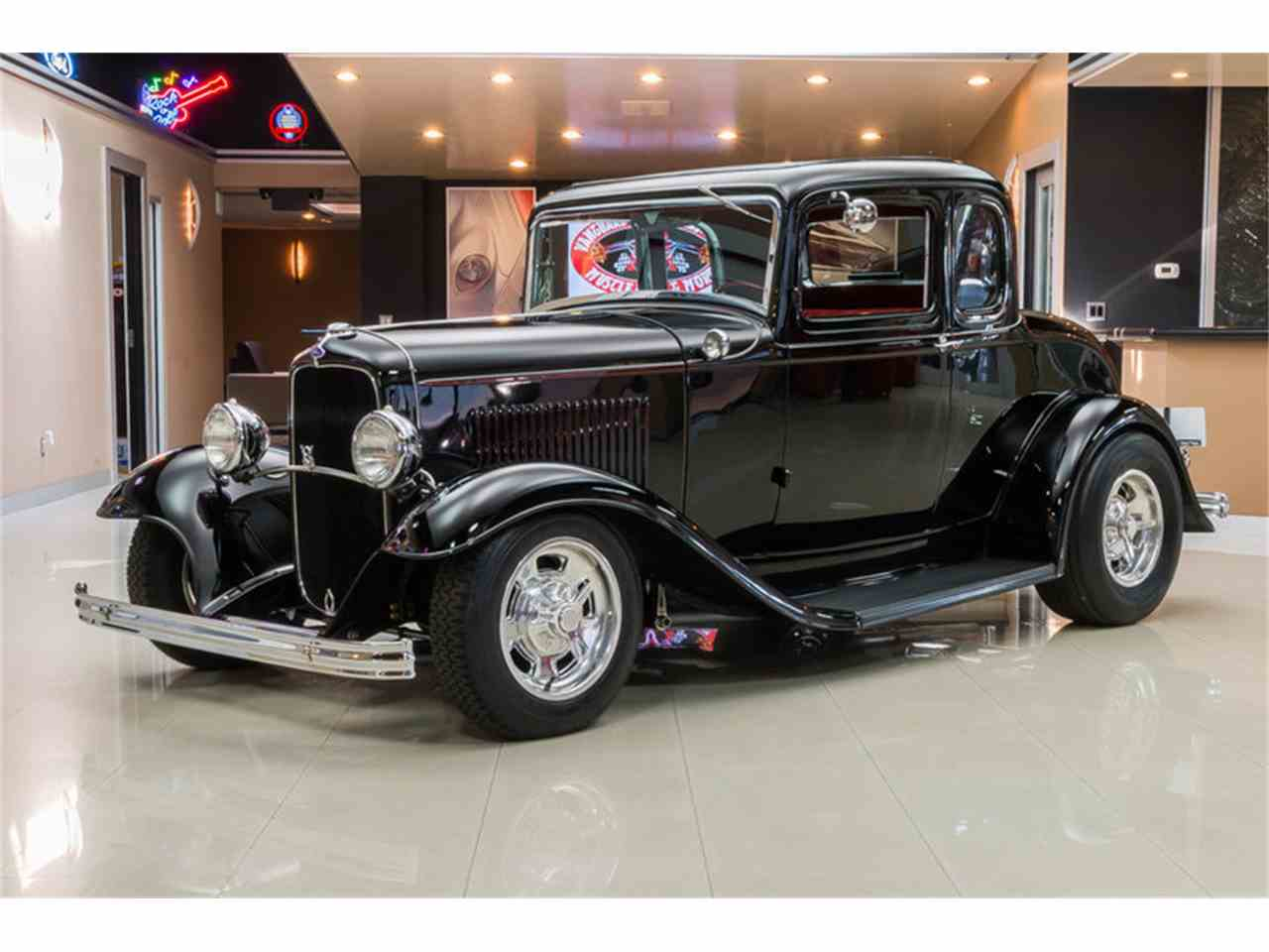 Large Picture of Classic '32 5-Window Coupe Street Rod - J4U6