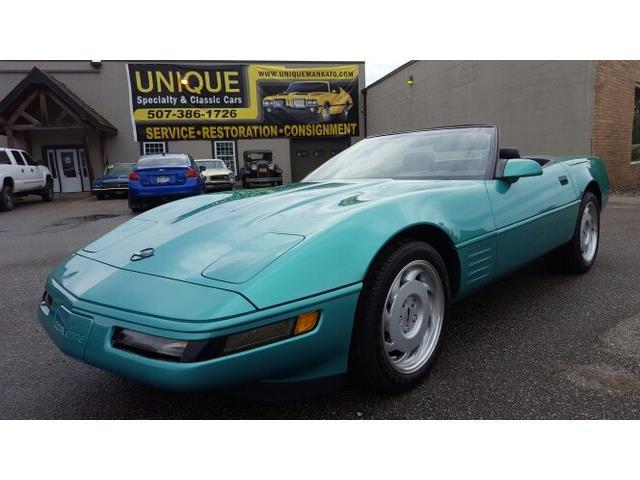 1991 Chevrolet Corvette | 892740