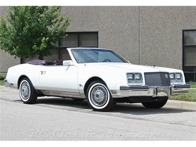 1985 Buick Riviera 1 of 49 Convertible Grand National Turbo V6 | 892748