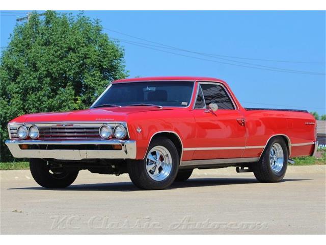 1967 Chevrolet El Camino Restored 350V8 4spd AC | 892749