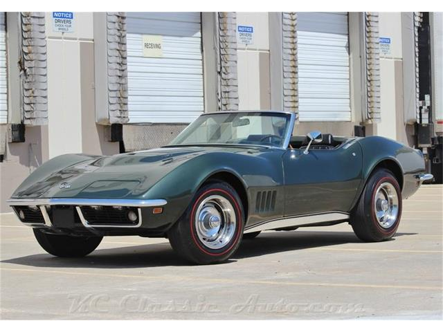 1969 Chevrolet Corvette 427 Convertible 4spd | 892750