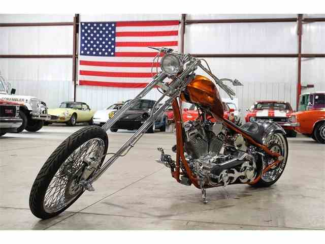 2004 Big Bear Motorcycle | 892765