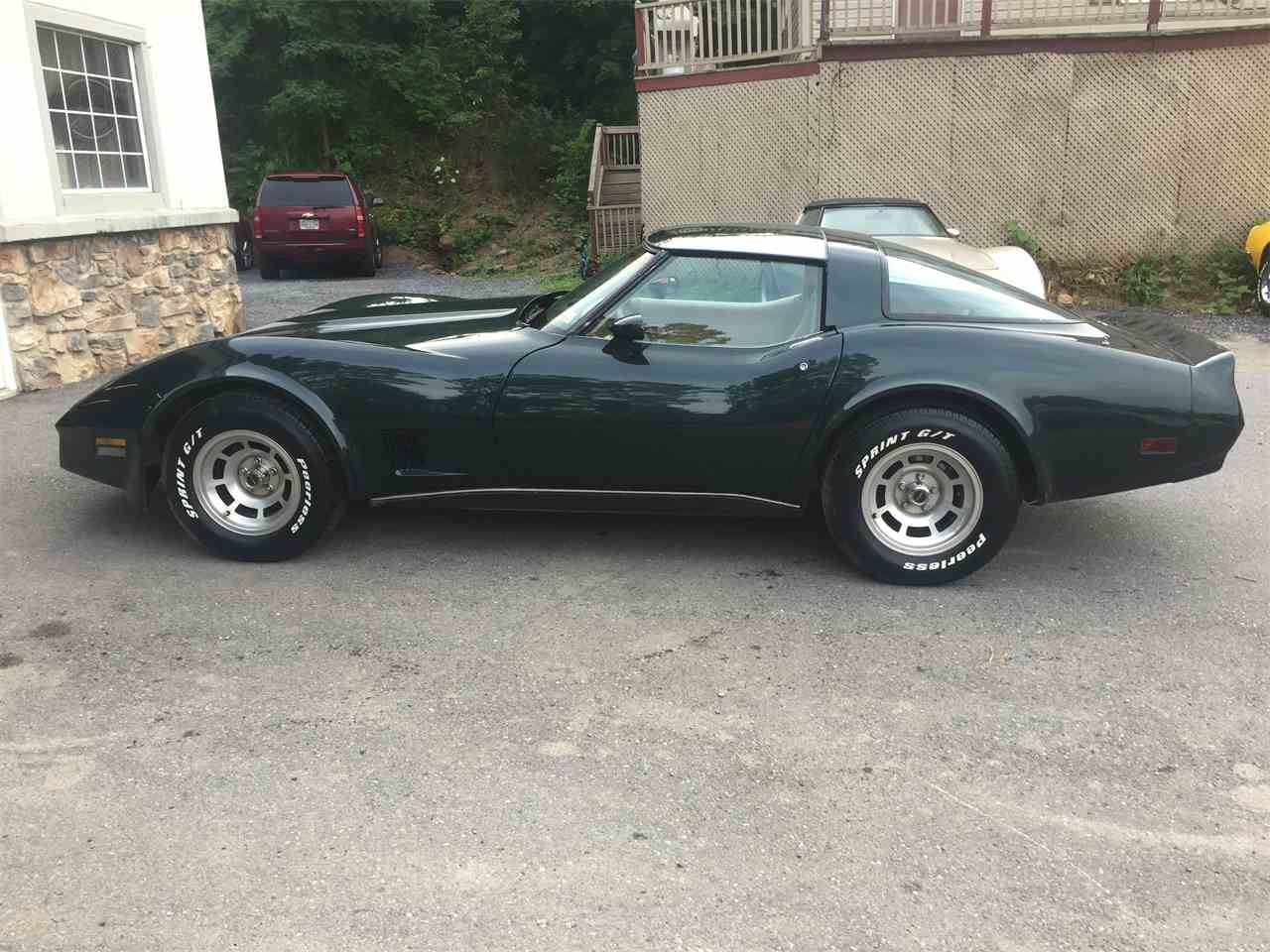 Large Picture of '80 Corvette - J2XX