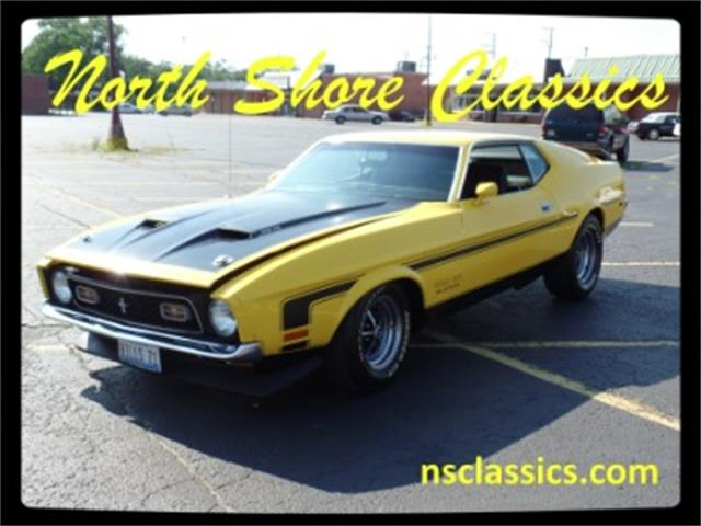 1971 Ford Mustang | 892774