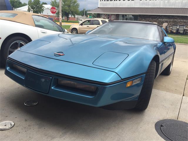 1989 Chevrolet Corvette | 892781