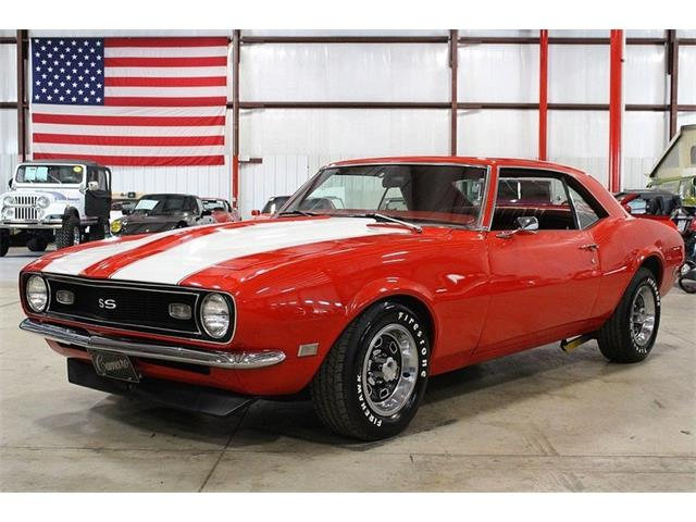 1968 Chevrolet Camaro | 892786
