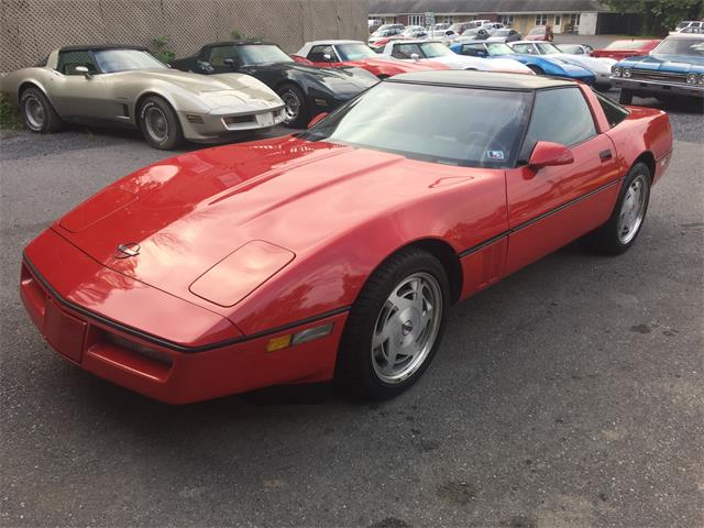 1988 Chevrolet Corvette | 890279