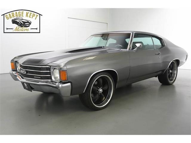 1972 Chevrolet Chevelle | 892792