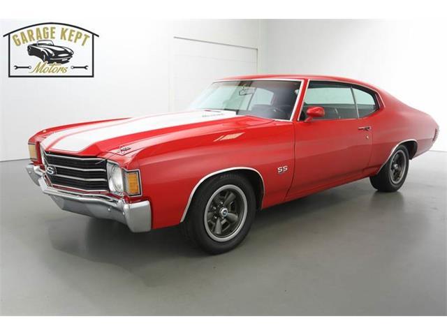 1972 Chevrolet Chevelle | 892794