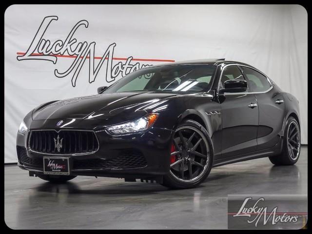 2014 Maserati Ghibli 1 Owner Clean Carfax | 890028
