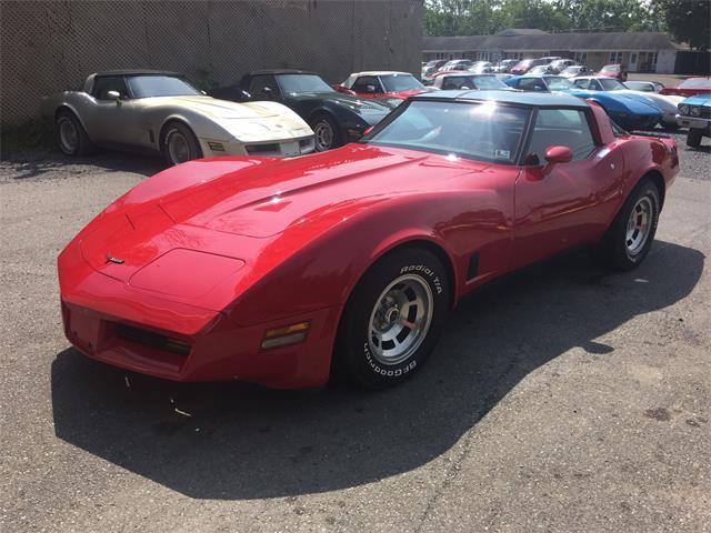 1981 Chevrolet Corvette | 890280