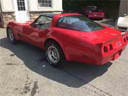 1981 Chevrolet Corvette for Sale - CC-890280