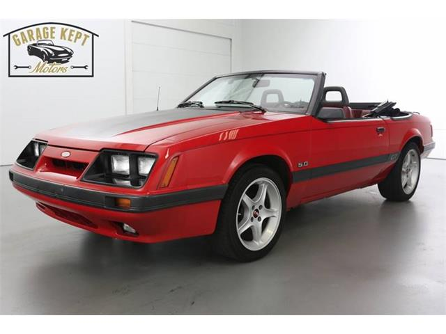 1986 Ford Mustang | 892801
