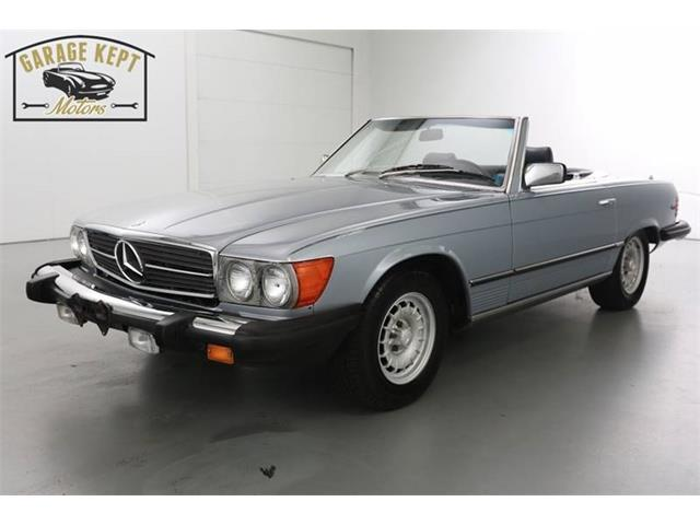 1983 Mercedes-Benz 380SL | 892804