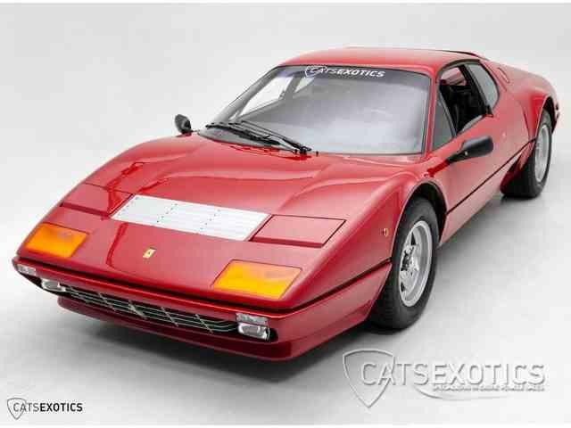 1984 Ferrari 512 BBI | 892812