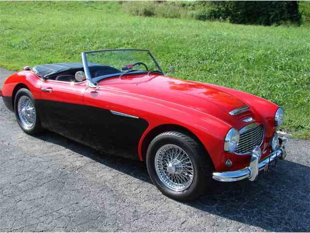 1960 Austin-Healey 3000 | 892819