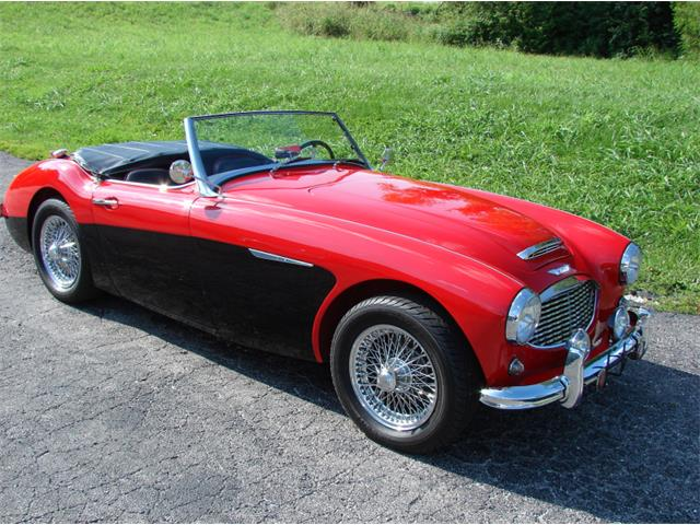 1960 Austin-Healey 3000 Mark II | 892819