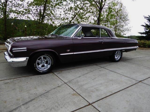 1963 Chevrolet Impala SS | 892824