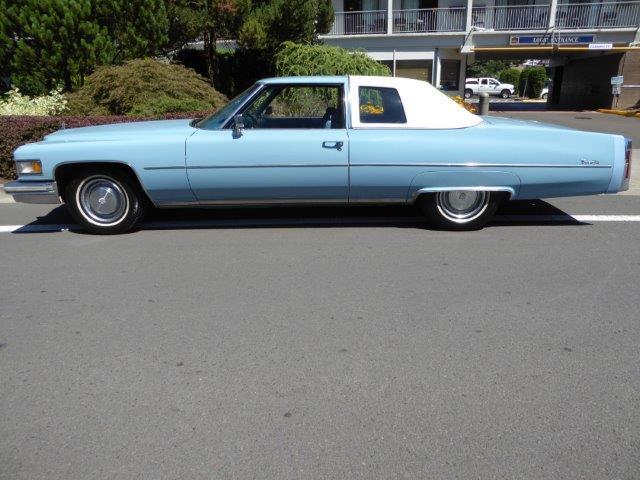 1975 Cadillac Coupe DeVille | 892826